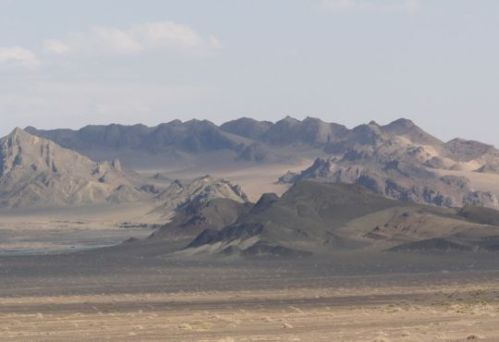 Vast desert landscapes (courtesy of Zero Race)